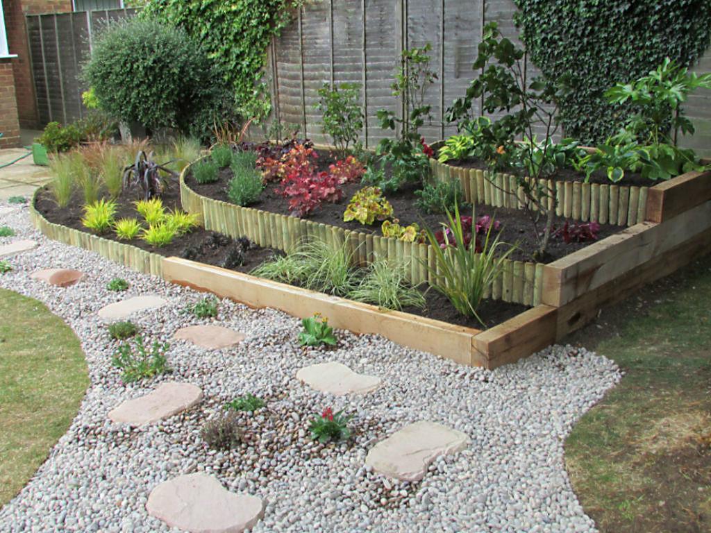 Hazlemere Rear Garden