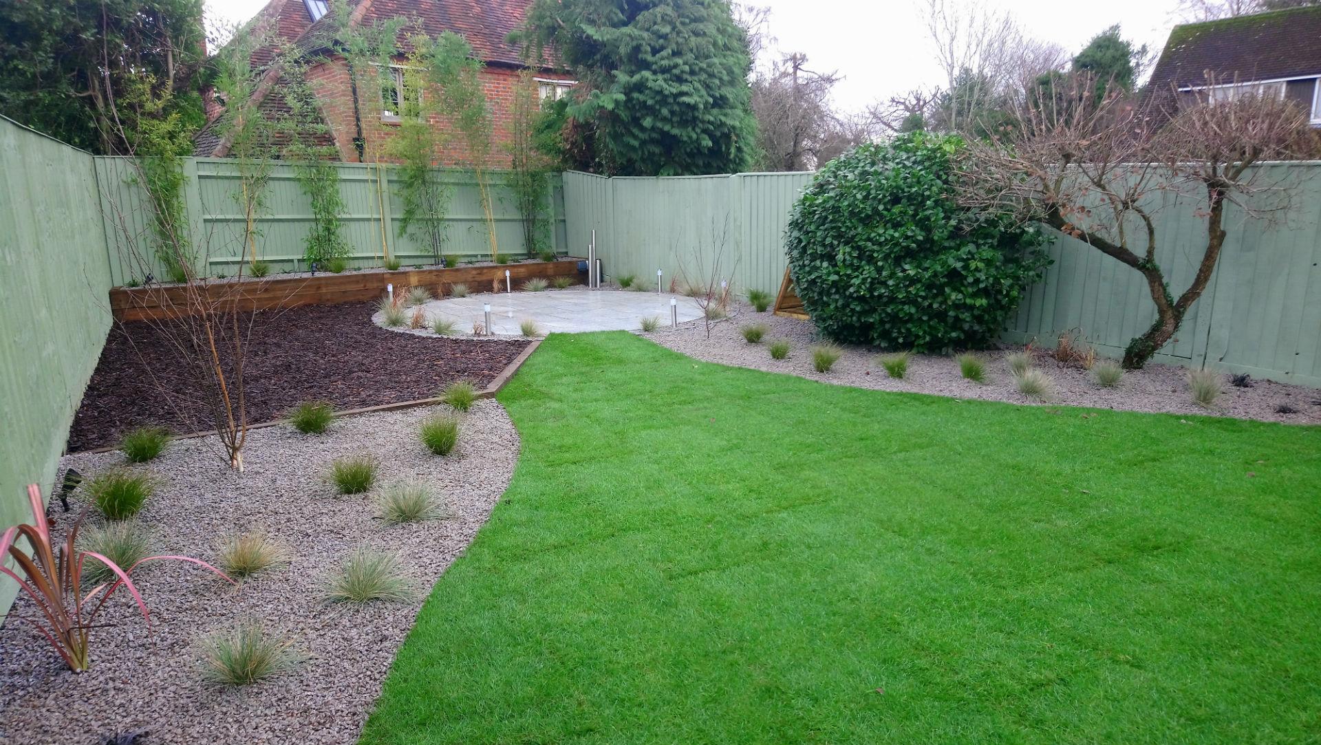 Garden Makeover in Holmer Green