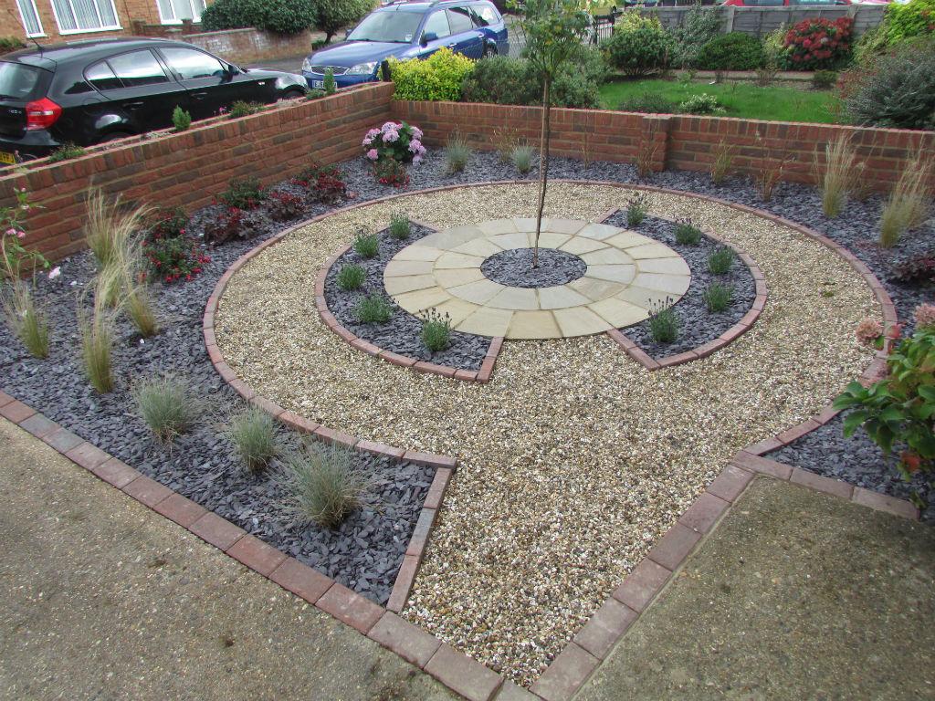 Front Garden in Uxbridge